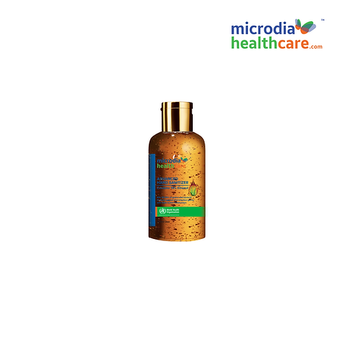 Clinitizer Golden Hand Sanitizer with 76% Ethanol, 60ml