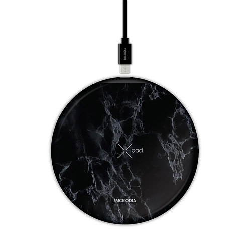 X.PAD MARBLE - 10W Wireless Chaging Pad with MARBLE Finish