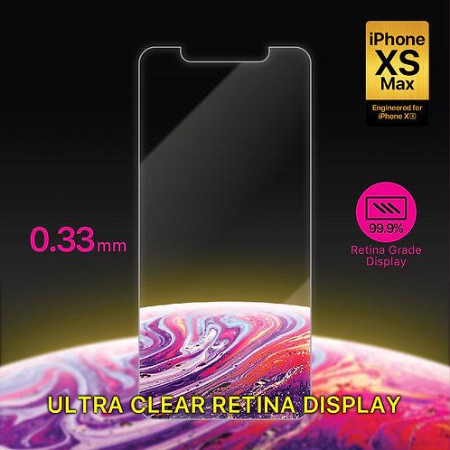 Flexorbent Ultra HD Clarity, 2.5D, 0.33mm Screen Protectors