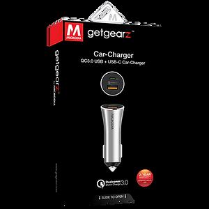 GetGEARZ - Car-Charger Packaging