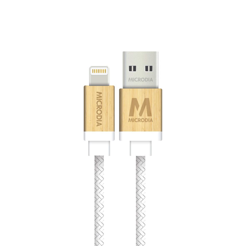 Cable de Cuir Lightning Cable