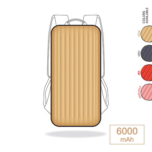 X.POWER VOYAGE - 6000mAh Power Bank