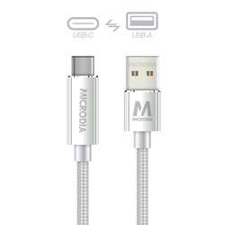 USB-C_to_USB-A - Silver