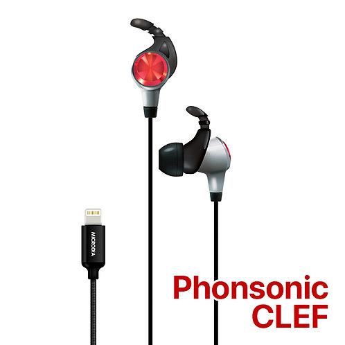 EarXaudio Phonsonic - 3D Surround Sound Earphones with Lightning Connector
