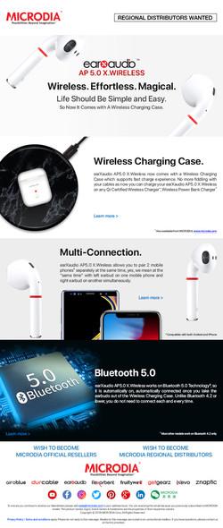 True Wireless Charging