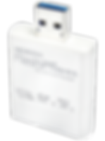 MICRODIA Micro-Flash SD4.0 Card Reader White