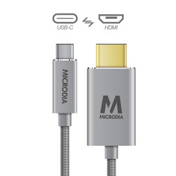 USB-C_to_HDMI - Space Grey
