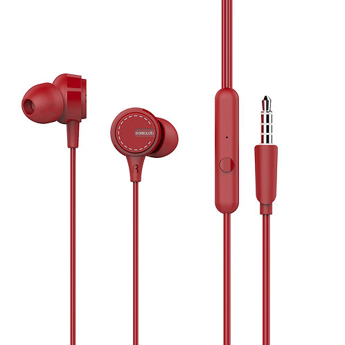 EarXaudio ENVI - Dynamic Driver Deep Bass Surround Sound In-Ear Ear