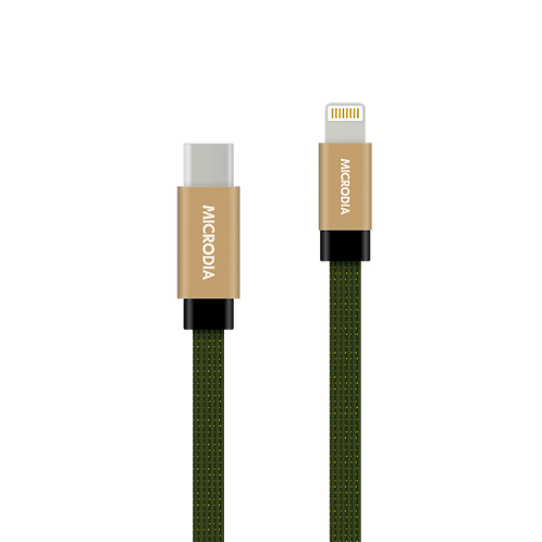 DurCable SHOELACE (USB-C to Lightning cable)