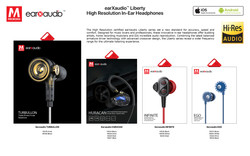 8.4 Earxaudio High Performance 1