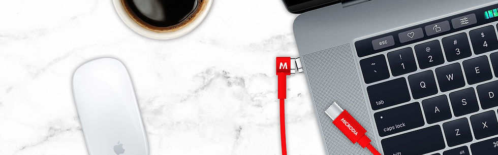 Znaptic Magnetic Cables