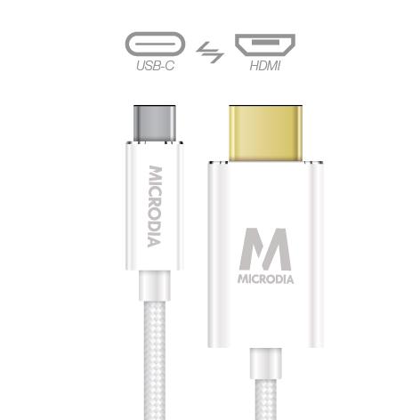 USB-C_to_HDMI - White