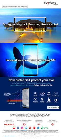 Unboxed your new S8?