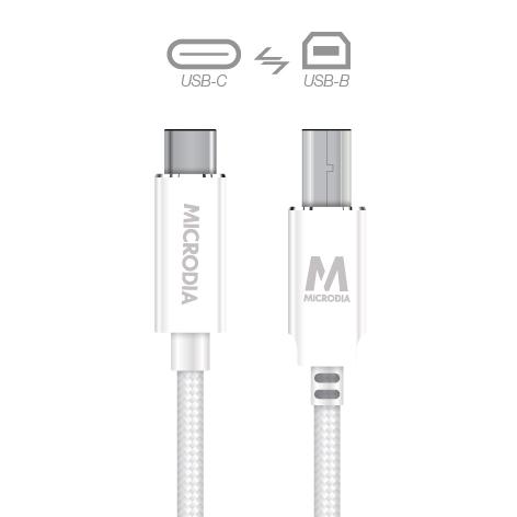 USB-C_to_USB-B - White