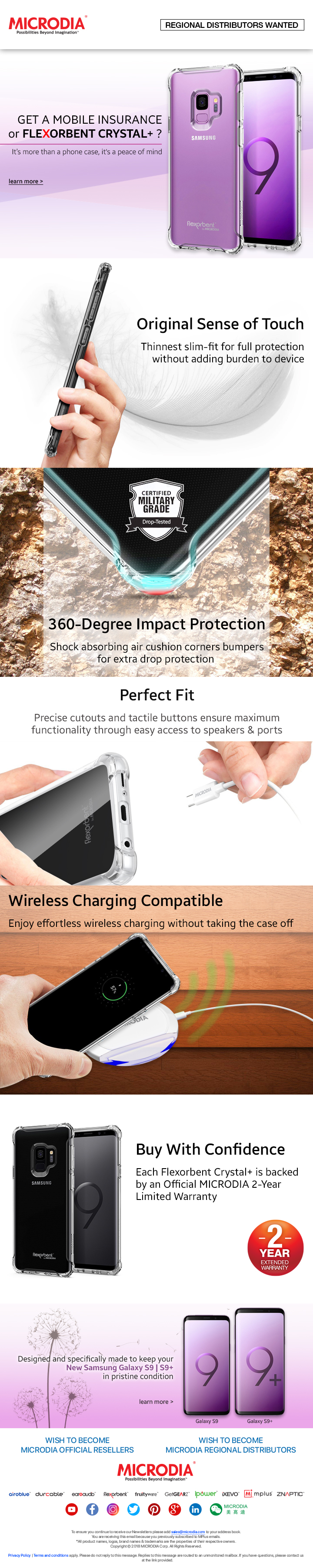 Samsung Galaxy S9 CRYSTAL+