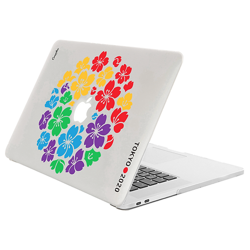 TOKYO Hard-shell Printing Case for MacBook - Victory