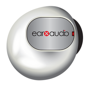 EarXAudio ONE True Wireless the World's Smallest Stereo Wireless Bluetooth Earbud