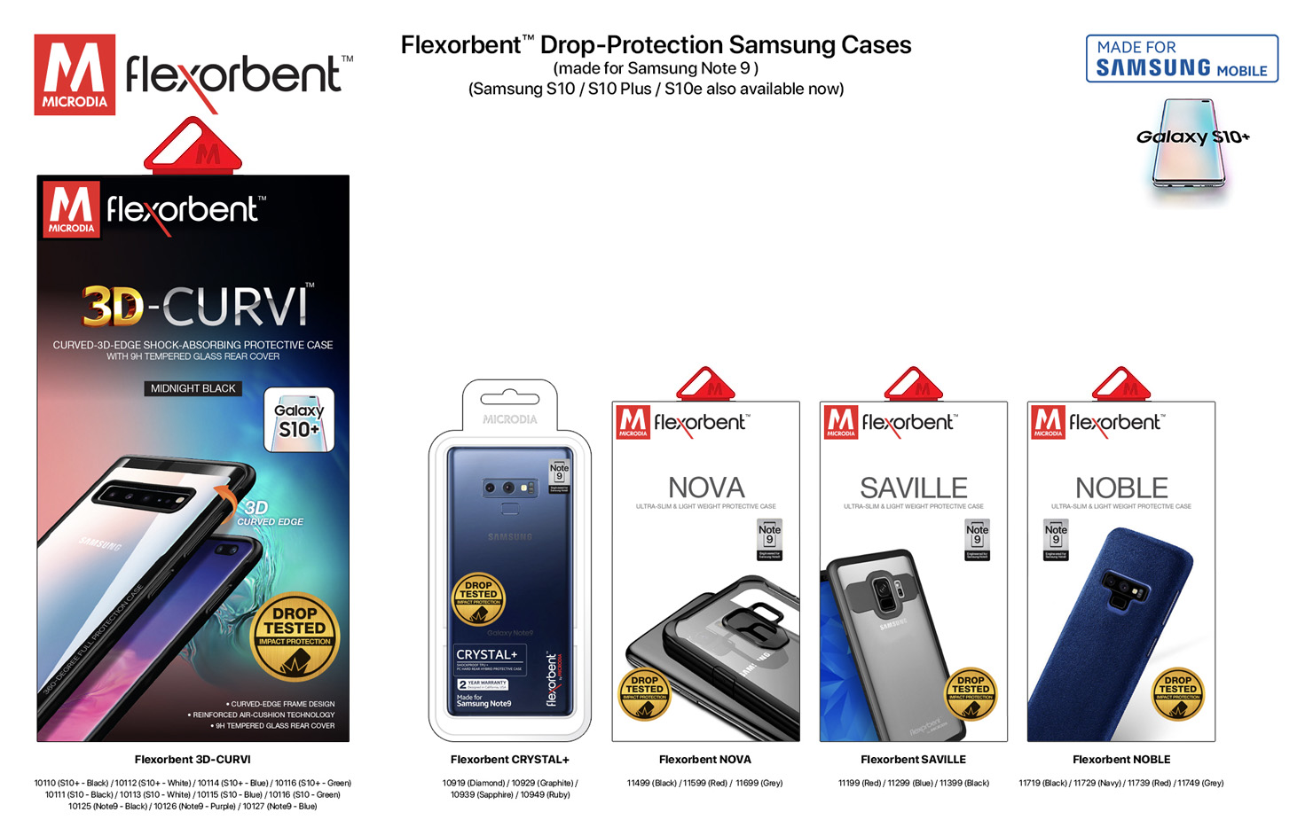 Flexorbent Drop-Protection Phone Cases3.