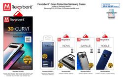 Flexorbent Drop-Protection Phone Cases3.