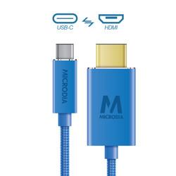 USB-C_to_HDMI - Blue