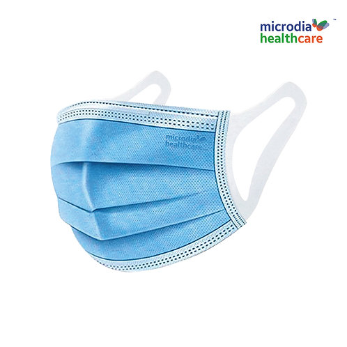3-Ply Surgical Disposable Masks  (30pcs/box)