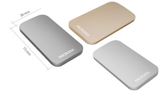 MICRODIA makes world's first Micro SSD for MacBook 2015