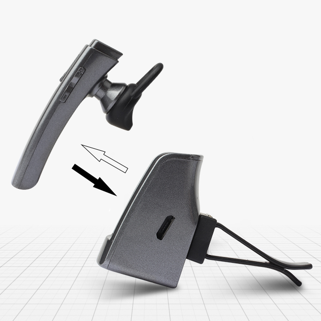 Wireless Bluetooth Headset AB833BL