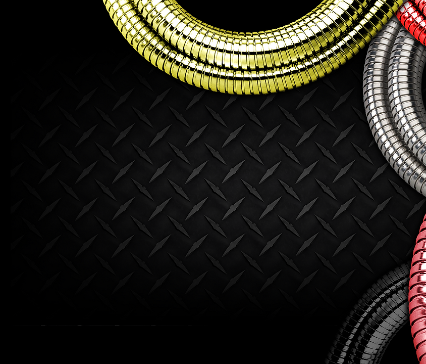 Durcable Steel Background