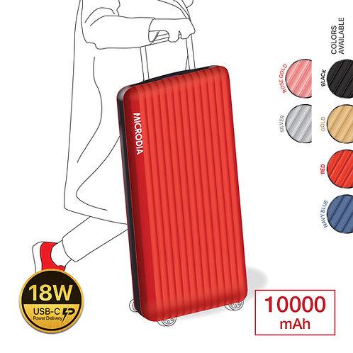 X.POWER VOYAGE - 10000mAh 18W Power Bank (Slim)
