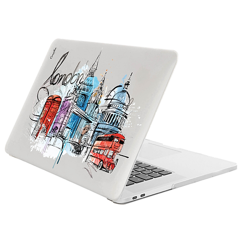 LONDON Hard-shell Printing Case for MacBook - Monroe