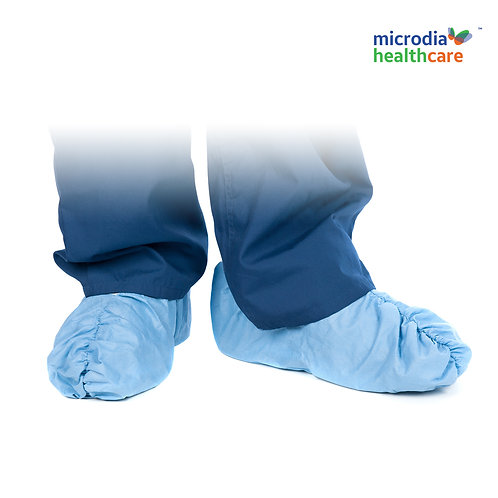 Breathable and durable Latex-Free Cleanroom Shoe Cover