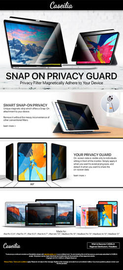 Snap on Privacy Guard
