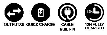 iPower Pro-FC 20000mAh icon