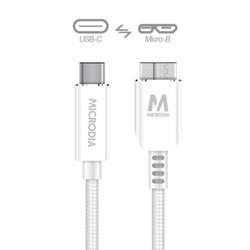 USB-C_to_MicroB - White
