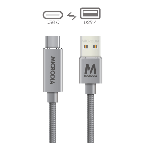 USB-C_to_USB-A - Space Grey