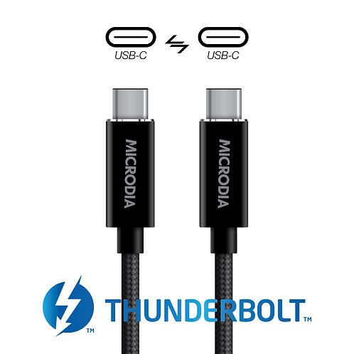 ThunderBolt 3 USB-C to USB-C Charge & Sync Cable