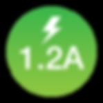 GetGEARZ 1.2A Charging