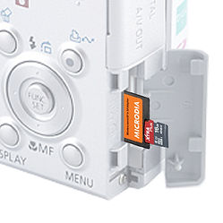MICRODIA Wifi SD Adapter