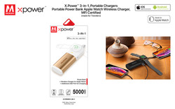 15. X.POWER Power Bank for Apple Watch
