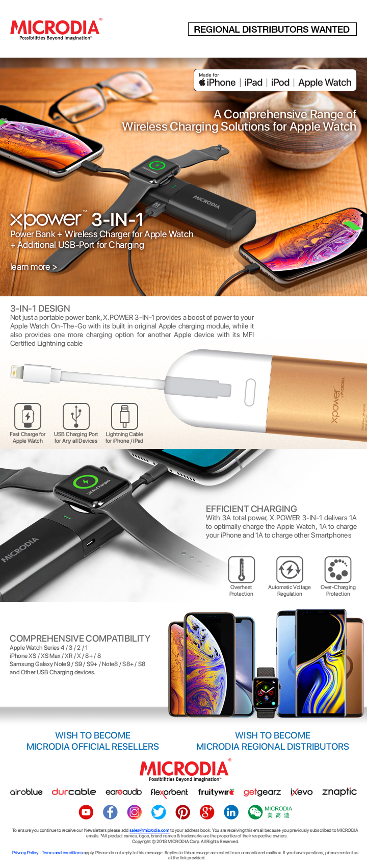 A Comprehensive Range of Apple Watch