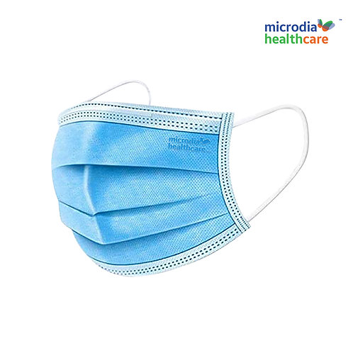 FDA/CE approved Medical Masks with 3-Layers (30pcs/box)