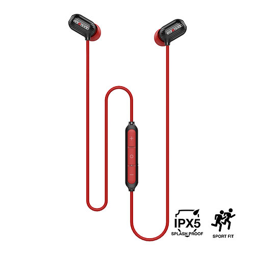 EarXaudio ELVIS - IPX5 Certified Wireless Bluetooth Earphones