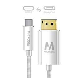 USB-C_to_Displayport - Silver