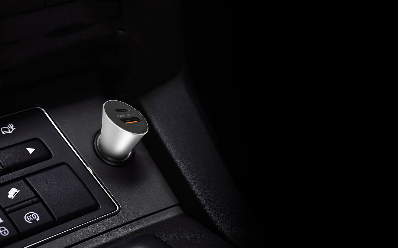 GetGEARZ Car Charger Features