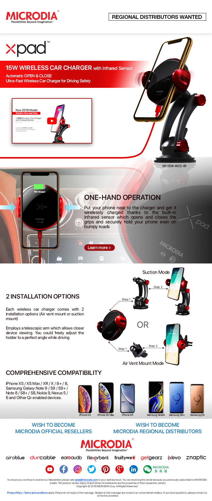 Drive Safely with ROBOTIC Auto Open