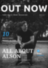 Alson DJ&Music Producer on Interview with Out Now Music Magazine