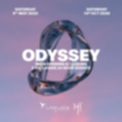 Odyssey 24-hour parties at Hï Ibiza and Ushuaïa‏