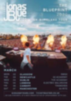 Jonas Blue - 'Blueprint Tour'