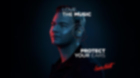 Sam Feldt 'Love the music. Protect your ears.'
