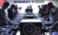 DJS Music students classrom at Scratch DJ music school